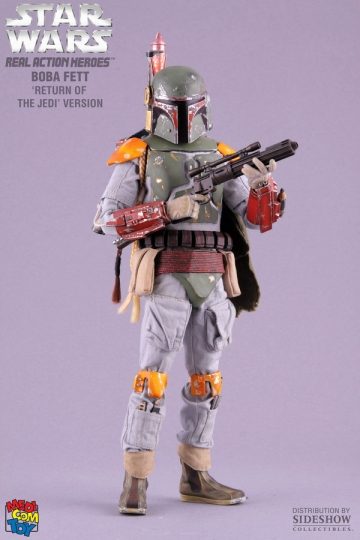 main photo of Real Action Heroes Boba Fett ROTJ ver.