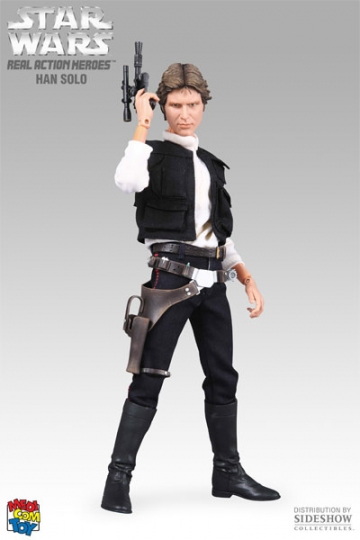main photo of Real Action Heroes 423 Han Solo