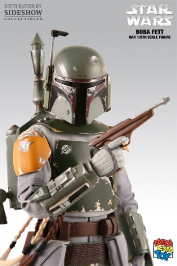 main photo of Real Action Heroes Boba Fett ESB ver.