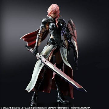 main photo of Play Arts Kai Lightning Savior Ver.