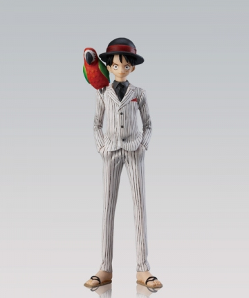 main photo of Super One Piece Styling Suit & Dress Style vol.1: Luffy