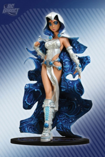main photo of DC Ame-Comi Heroine Series: Raven Angel of Azarath Ver.