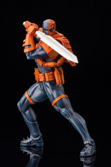 main photo of DC Comics New 52 ARTFX+ Death Stroke