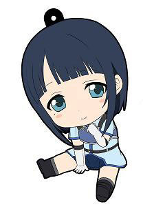 main photo of Petanko SAO Trading Rubber Strap Aincrad Arc: Sachi
