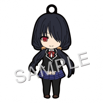 main photo of Pic-Lil! Date A Live Trading Strap: Tokisaki Kurumi uniform ver.