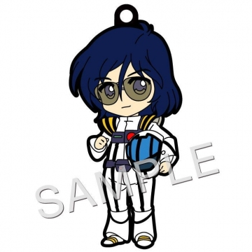 main photo of Pic-Lil! Macross 20th Anniversary Macross Series Trading Strap 3rd: Maximilian Jenius