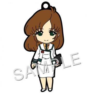 main photo of Pic-Lil! Macross 20th Anniversary Macross Series Trading Strap 3rd: Misa Hayase