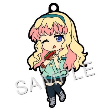 main photo of Pic-Lil! Macross 20th Anniversary Macross Series Trading Strap 3rd: Sheryl Nome