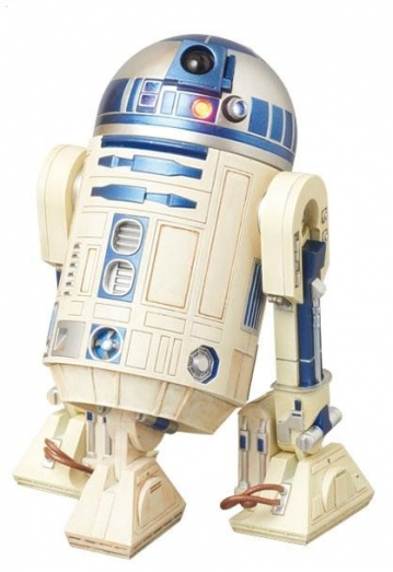 main photo of Real Action Heroes No.581 R2-D2 Talking ver.