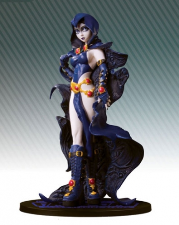 main photo of DC Ame-Comi Heroine Series: Raven