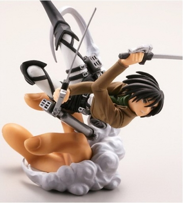 main photo of Capsule Q Characters Shingeki no Kyojin: Mikasa Ackerman