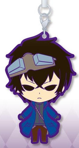main photo of Karneval Rubber Strap: Gareki