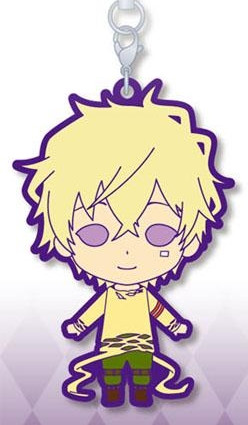main photo of Karneval Rubber Strap: Yogi