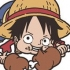 One Piece Tsumamare Pinched Strap: Luffy