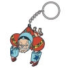 photo of One Piece Tsumamare Pinched Keychain: Franky