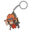 photo of One Piece Tsumamare Pinched Keychain: Portgas D. Ace
