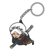 photo of One Piece Tsumamare Pinched Keychain: Trafalgar Law