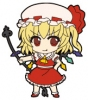 photo of Nendoroid Plus Trading Rubber Strap Chap.1 Touhou Project: Flandre Scarlet