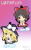photo of Petanko Touhou Trading Rubber Strap Vol.1: Hakurei Reimu