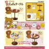 photo of RE-MENT Rilakkuma Cafe Table