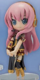 main photo of SEGA Hatsune Miku Live Stage Producer Figures: Megurine Luka