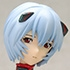 Treasure Figure Collection Rei Ayanami Black Plug Suit Ver.