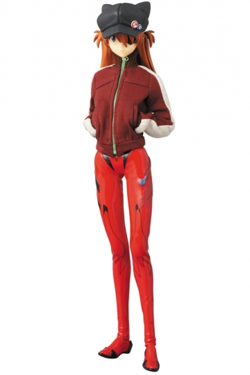main photo of Real Action Heroes No.629 Shikinami Asuka Langley Jersey Ver.