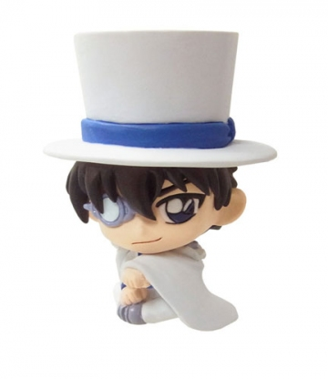 main photo of Color Colle Meitantei Conan Trading Mascot Vol.2: Kid the Phantom Thief