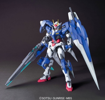 main photo of MG Gundam 00 Seven Sword/G