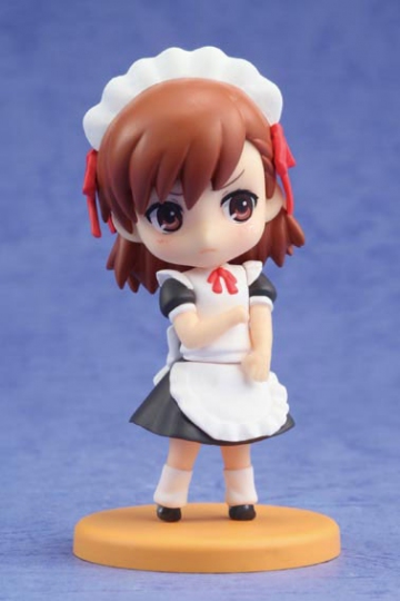 main photo of Toy's Works Collection 2.5 To Aru Kagaku no Railgun S: Misaka Mikoto Maid ver.
