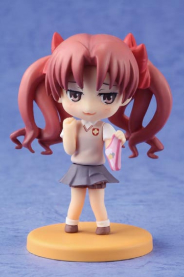 main photo of Toy's Works Collection 2.5 To Aru Kagaku no Railgun S: Shirai Kuroko Pants in hand ver.