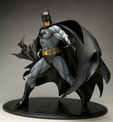 main photo of ARTFX Statue Batman Black Costume Ver.