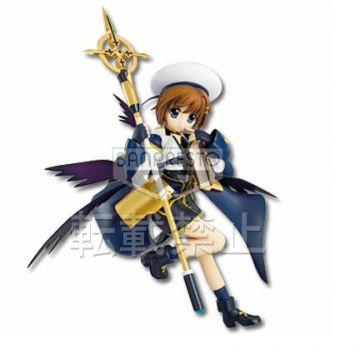 main photo of Ichiban Kuji Premium Mahou Shoujo Lyrical Nanoha The Movie 2nd A's Vol.2: Yagami Hayate