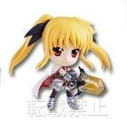 main photo of Ichiban Kuji Premium Mahou Shoujo Lyrical Nanoha The Movie 2nd A's Vol.2: Fate Kyun-Chara