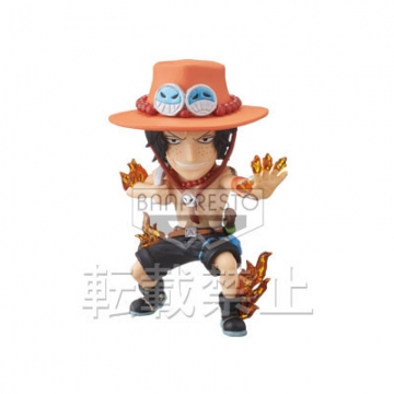 main photo of One Piece World Collectable Figure ~Supremacy~: Portgas D. Ace