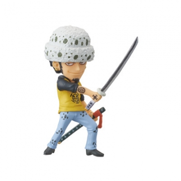 main photo of One Piece World Collectable Figure ~Supremacy~: Trafalgar Law