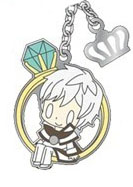 main photo of Are you Alice? Metal charm collection: White Knight