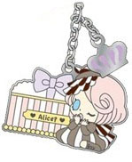 main photo of Are you Alice? Metal charm collection: Duchess