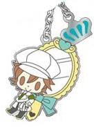 main photo of Are you Alice? Metal charm collection: Tweedledy