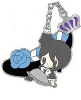 main photo of Are you Alice? Metal charm collection: Queen of Hearts