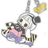 main photo of Are you Alice? Metal charm collection: White Rabbit