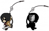 photo of Attack on Titan Tsumamare Pinched Strap: Mikasa Ackerman