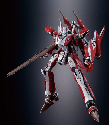 main photo of DX Chogokin YF-29 Durandal Valkyrie (Saotome Alto Type)