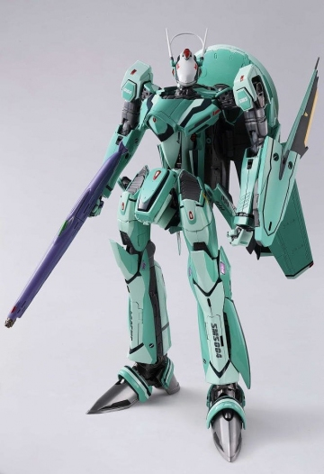 main photo of DX Chogokin RVF-25 Messiah Valkyrie (Luca Angelloni Type) Renewal Ver.