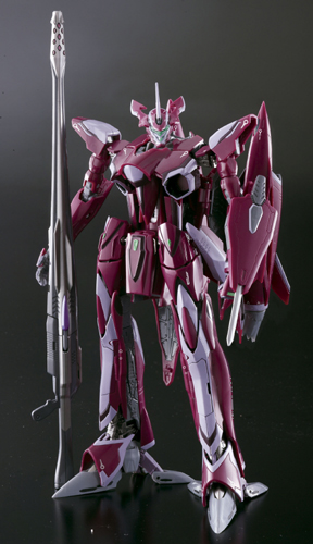 main photo of DX Chogokin VF-27 Gamma Lucifer Valkyrie (Brera Sterne Type)