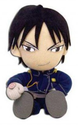 main photo of Roy Mustang