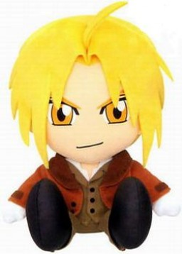 main photo of Gekijouban DX Nuigurumi: Edward Elric