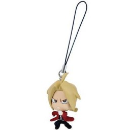 main photo of Hagane no Renkinjutsushi Brotherhood Hagaren Strap 2: Edward Elric Ver. 2