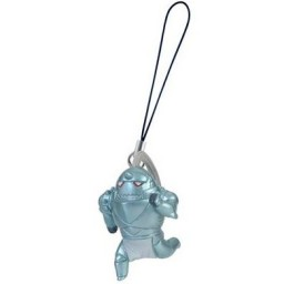 main photo of Hagane no Renkinjutsushi Brotherhood Hagaren Strap 2: Alphonse Elric