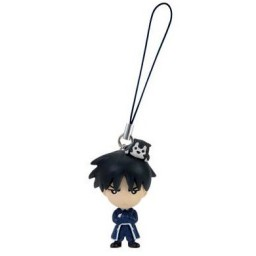main photo of Hagane no Renkinjutsushi Brotherhood Hagaren Strap 2: Roy Mustang Ver. 2